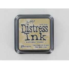 Distress Ink, Antique Linen, 5x5cm