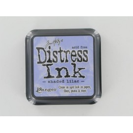 Distress Ink, Shaded Lilac, 5x5cm