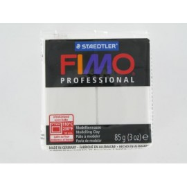 Fimo Professional, weiss, 85g