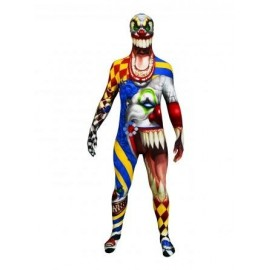 Morphsuit Kids, Clown