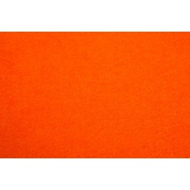 Textilfilz orange, 30x45cm, Dicke: ca. 5mm, 1Stk.