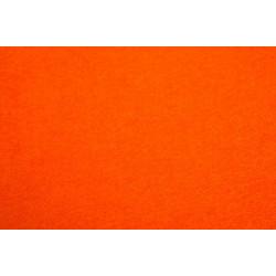 Textilfilz orange, 30x40cm, 1Stk.