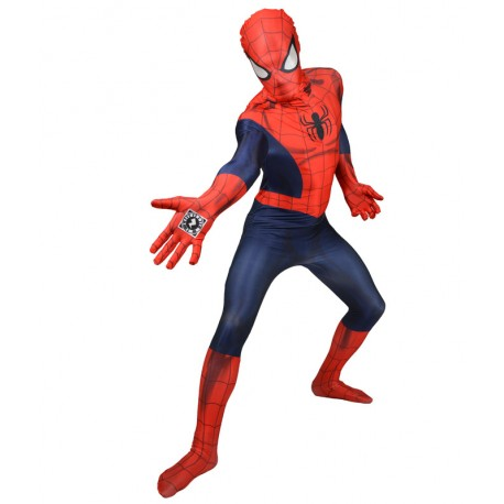 Morphsuit, Spiderman Digital