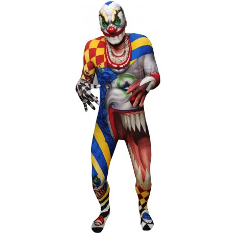 Morphsuit, Scary Clown