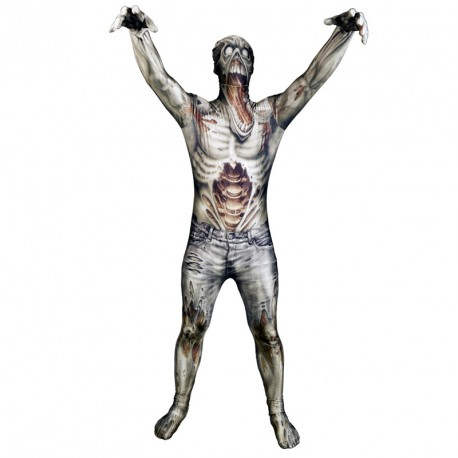 Morphsuit, The Zombie