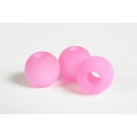 Polarisperle pink, 14mm