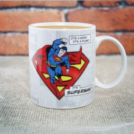 Superman, Tasse