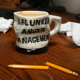 Tasse, Anger Management