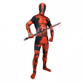 Morphsuit, Deadpool, Deluxe Digital