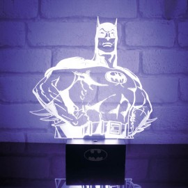 Batman, Hero Light
