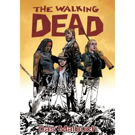 The Walking Dead, Malbuch, A4