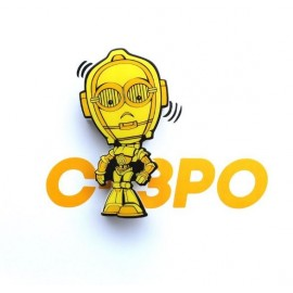 Star Wars, C-3PO, 3D-Mini-Wandlicht