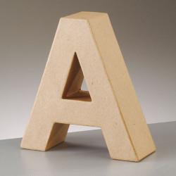 Kartonbuchstaben gross zum basteln - bastelprofi