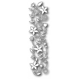 "Stanzform ""Farytale Flower Border"", 3.6x14cm"