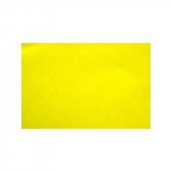 Filzplatte gelb, 20x30cm, Dicke: 1-2mm, 1Stk.