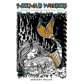 Mermaid Wonders, Malbuch