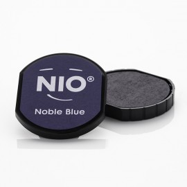 NIO Stempelkissen, Ø40mm, noble blue
