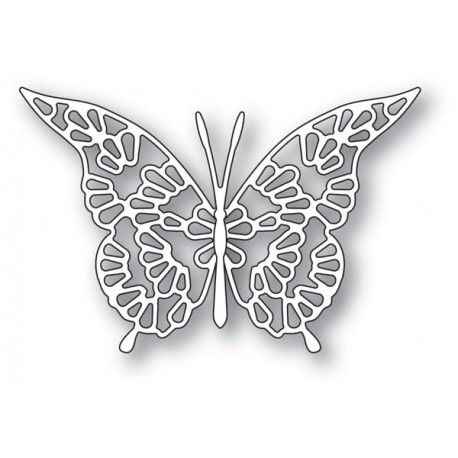 "Stanzform ""Lace Butterfly"""