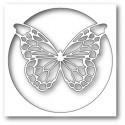 "Stanzform ""Chantilly Butterfly Collage"""