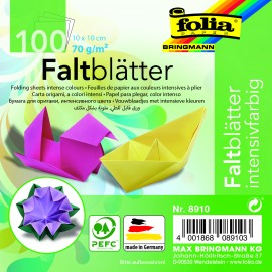 Faltblätter 70g/m², 10x10cm