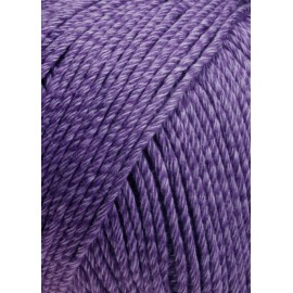 Lang Soft Cotton, violett