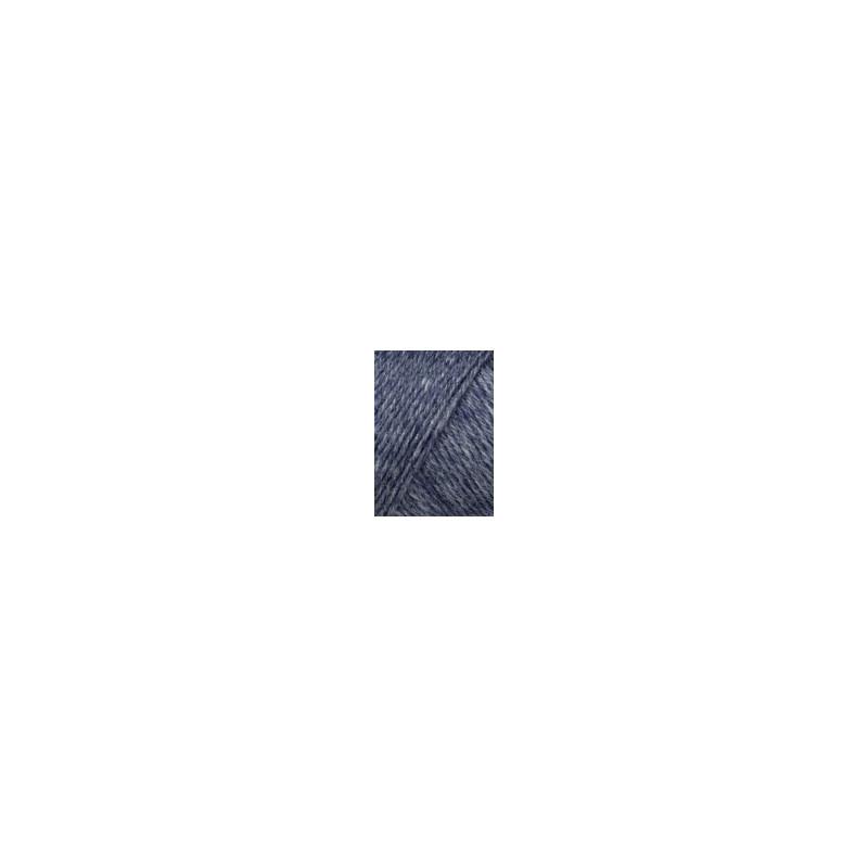 Jawoll, blau méliert