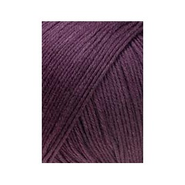 Wolle Baby Cotton, bordeaux, 50g/180m