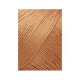 Wolle Baby Cotton, terracotta, 50g/180m