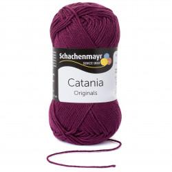 """Wolle """"Catania"""", burgund"""