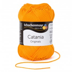 "Wolle ""Catania"", mango"