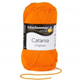 "Wolle ""Catania"", orange"