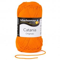 """Wolle """"Catania"""", orange"""