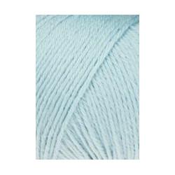 Wolle Merino 200 Bébé, eisblau, 50g/203m