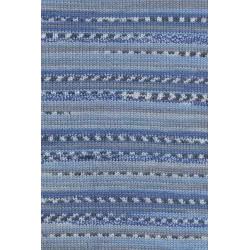 Wolle Merino 200 Bébé, blaumix, 50g/203m