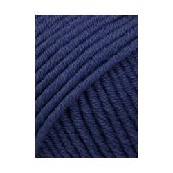"""Lang """"Merino 70"""", blau"""