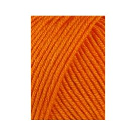 "Lang ""Merino 120"", orange"