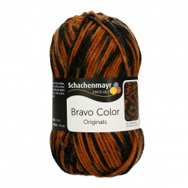 "Wolle ""Bravo Color"", tiger"