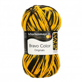 "Wolle ""Bravo Color"", biene"