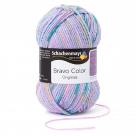 """Wolle """"Bravo Color"""", pastell"""