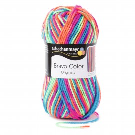 "Wolle ""Bravo Color"", electra"