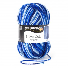 "Wolle ""Bravo Color"", atlantis"