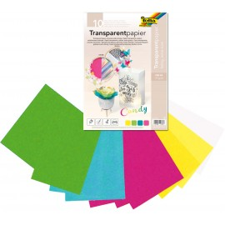Transparentpapier, Candy