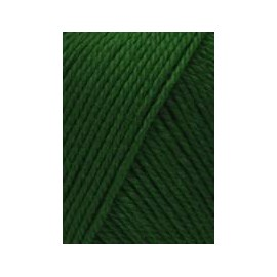 Tissa-Garn dunkelgrün, 50g/80m