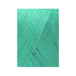 Lang Schulgarn smaragd, 50g/160m