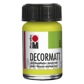 Decormatt Acryl, 15ml, reseda