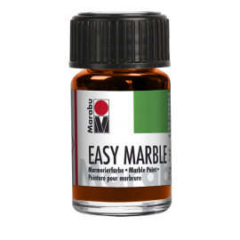 Easy Marble, 15ml, orange