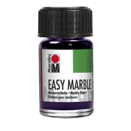 Easy Marble, 15ml, aubergine