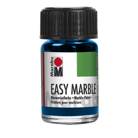 Easy Marble, 15ml, azurblau