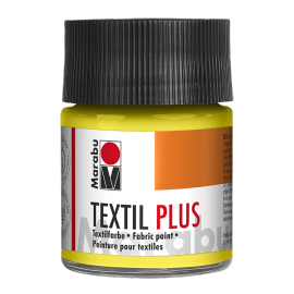 Marabu Textil plus, 50ml, zitron