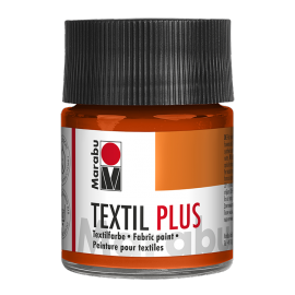 Marabu Textil plus, 50ml, rotorange